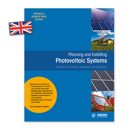 photo Planning and Installing Photovoltaic Systems 5. Edition